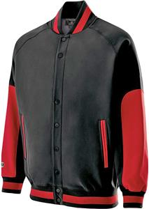 Holloway Adult Cannon Rib-Trim Jacket