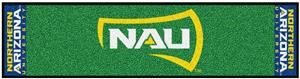 Fan Mats NCAA Northern Arizona Putting Green Mat