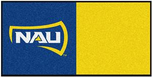 Fan Mats NCAA Northern Arizona Team Carpet Tiles