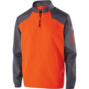 Holloway Adult Yth Raider 1/4 Zip Pullover Jacket