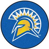 Fan Mats NCAA San Jose State University Puck Mat