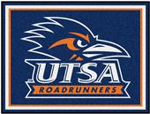 Fan Mats NCAA Univ. Texas San Antonio 8'x10' Rug