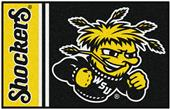 Fan Mats NCAA Wichita State University Starter Mat