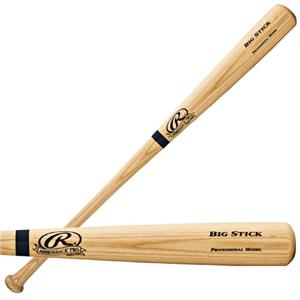 Rawlings Adirondack Signature Natural Ash Bat