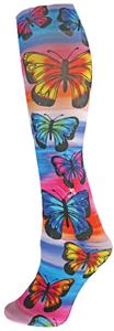 Nouvella Butterfly Hippy Collection Trouser Sock