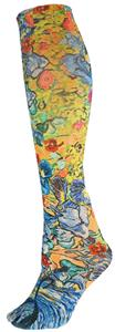 Nouvella Iris Hippy Fun Collection Trouser Sock