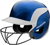 Worth Legit Sr JR Batter's Helmets w/ Faceguard