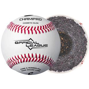 Champro Official League CBB-200D Baseballs (Dozen)
