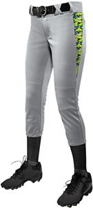 Low Rise Women/Girls Leadoff Softball Pants