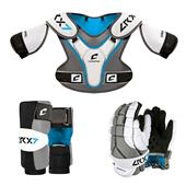 Champro LRX7 Lacrosse Protective Pad Set