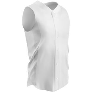 Champro Reliever Sleeveless Button Baseball Jersey