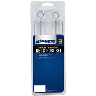 Champro Table Tennis Net & Post Set
