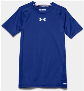 Under Armour Youth Heatgear Armour SS Tee