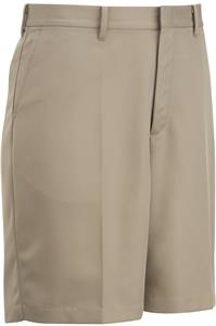 Edwards Mens Flat Front Microfiber Shorts