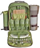 Picnic Pack Picnic Backpack for 4 People