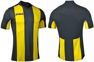 Joma PISA 4 Short Sleeve Soccer Jersey