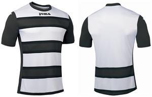 Joma Europa III Short Sleeve Soccer Jersey