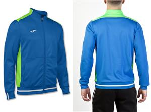 Joma Mens Campus II Full Zip Polyfleece Jacket