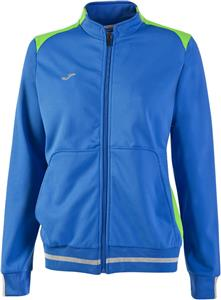 Joma Womens Campus II Polyfleece Full Zip Jacket