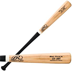 Rawlings 325LAP Adult -3 Ash Wood Baseball Bats
