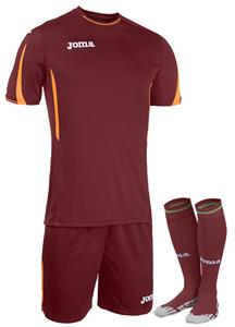 Joma Roma Soccer Jersey & Shorts SET