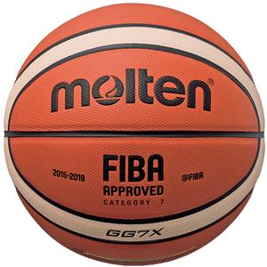 Molten X-Series 2-Tone Composite Basketballs