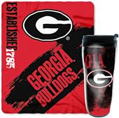 Northwest NCAA Georgia Mug N' Snug Set