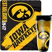 Northwest NCAA Iowa Mug N' Snug Set