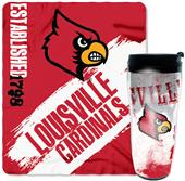 Northwest NCAA Louisville Mug N' Snug Set