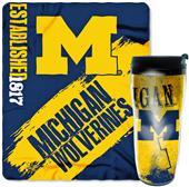 Northwest NCAA Michigan Mug N' Snug Set