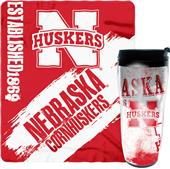 Northwest NCAA Nebraska Mug N' Snug Set