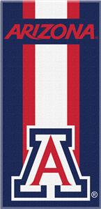 Northwest NCAA Arizona Zone Read Beach Towel