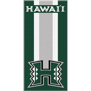 Northwest NCAA Hawaii Zone Read Beach Towel