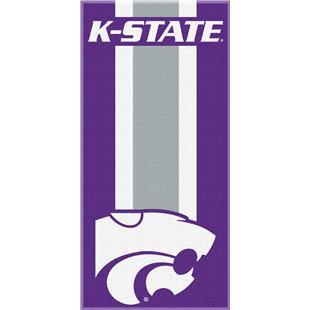 Northwest NCAA Kansas State Zone Read Beach Towel