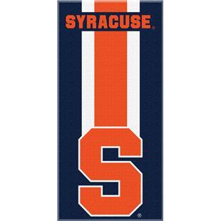Northwest NCAA Syracuse Zone Read Beach Towel