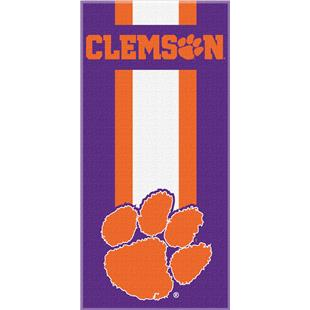 Northwest NCAA Clemson Zone Read Beach Towel