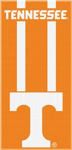 Northwest NCAA Tennessee Zone Read Beach Towel