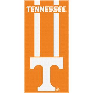 Northwest NCAA Tennessee Zone Read Beach Towel
