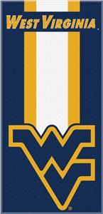 Northwest NCAA West Virginia Zone Read Beach Towel