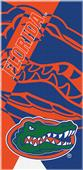 Northwest NCAA Florida Puzzle Beach Towel