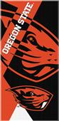 Northwest NCAA Oregon State Puzzle Beach Towel