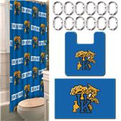 Northwest NCAA Kentucky 15-Piece Bath Set