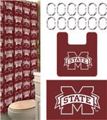 Northwest NCAA Mississippi State 15-Piece Bath Set