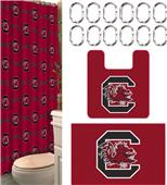 Northwest NCAA South Carolina 15-Piece Bath Set