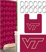 Northwest NCAA Virginia Tech 15-Piece Bath Set