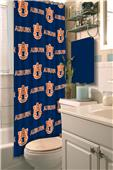 Northwest NCAA Auburn Shower Curtain