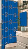 Northwest NCAA Boise State Shower Curtain