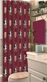 Northwest NCAA Florida State Shower Curtain
