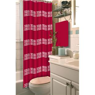 Northwest NCAA Indiana Shower Curtain