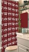 Northwest NCAA Mississippi State Shower Curtain